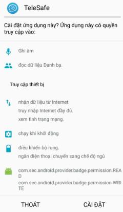 Hình ảnh 5 in Tải telesafe apk - Cập nhật bản telesafe cho máy android