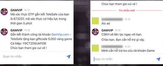 Hình ảnh telesafe gamvip com in Tải telesafe ios - Cài đặt telesafe cho iPhone bản mới