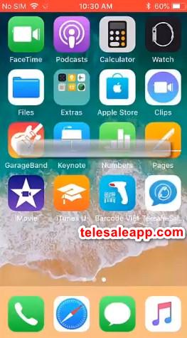 Hình ảnh telesafe vn in Tải telesafe ios - Cài đặt telesafe cho iPhone bản mới